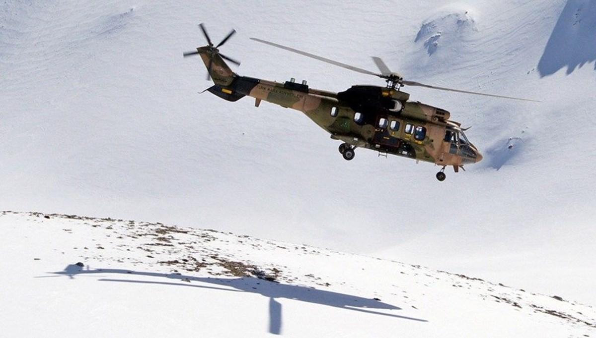 Cougar tipi helikopter neden düştü?