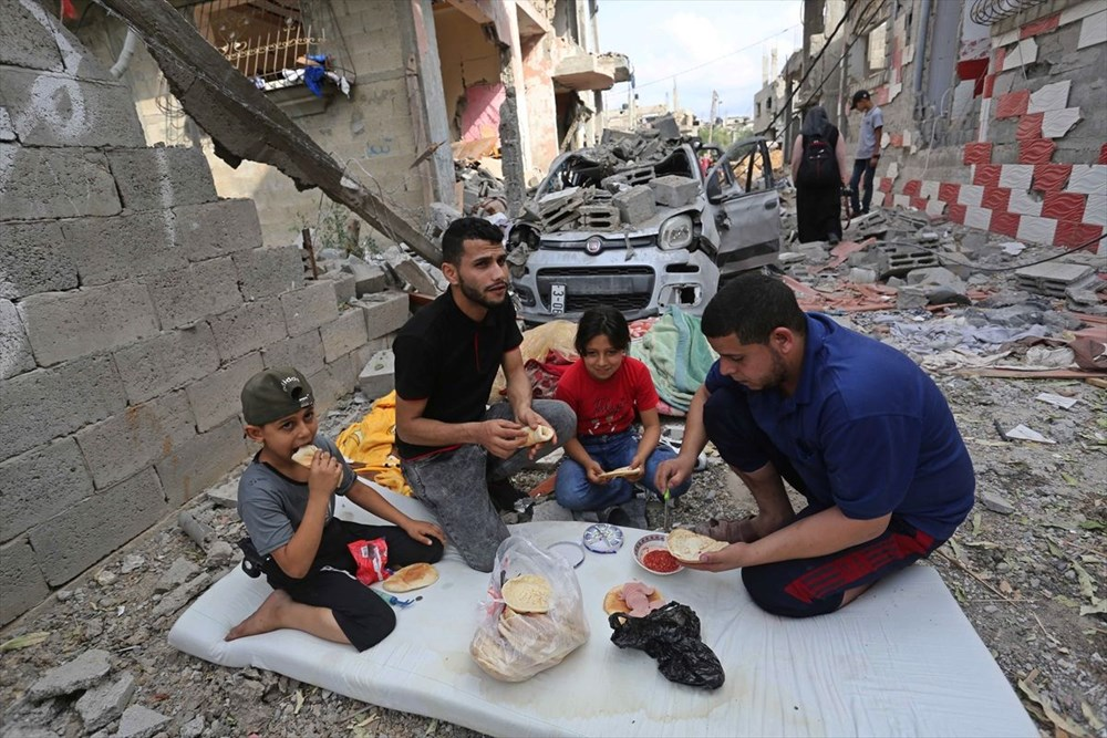 Ateşkesin ardından Gazze - 9
