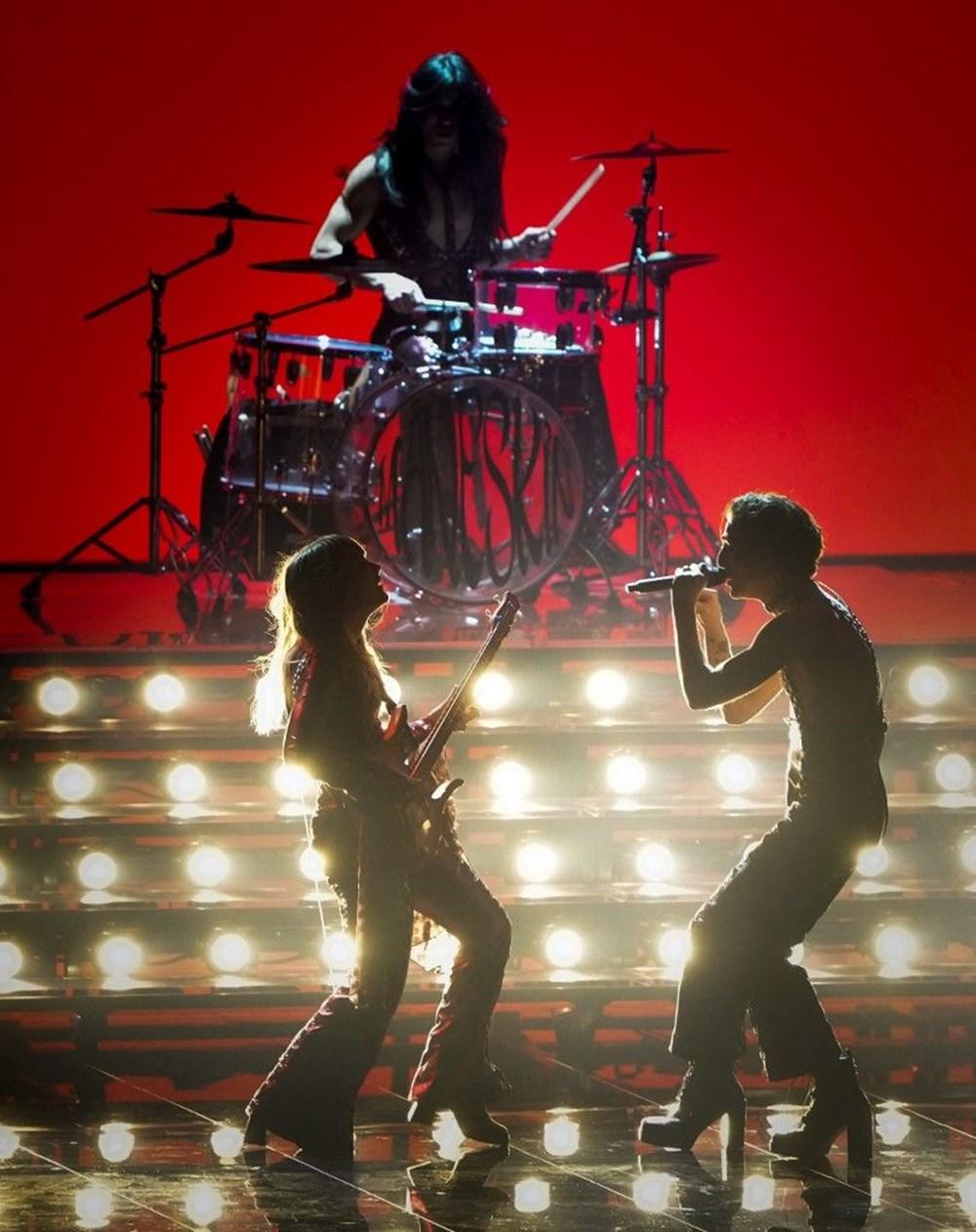 Eurovision birincisi İtalya'nın solisti uyuşturucu suçlamasından aklandı - 3