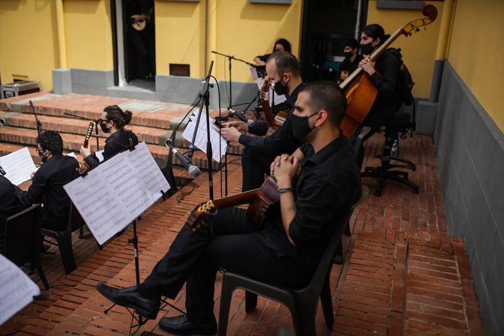 Bogota Filarmoni Orkestrası hayvanların korunması için konser verdi - 5