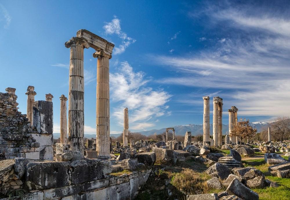 Türkiye'nin kültürel serveti: Ege'nin görkemli antik kentleri - 29
