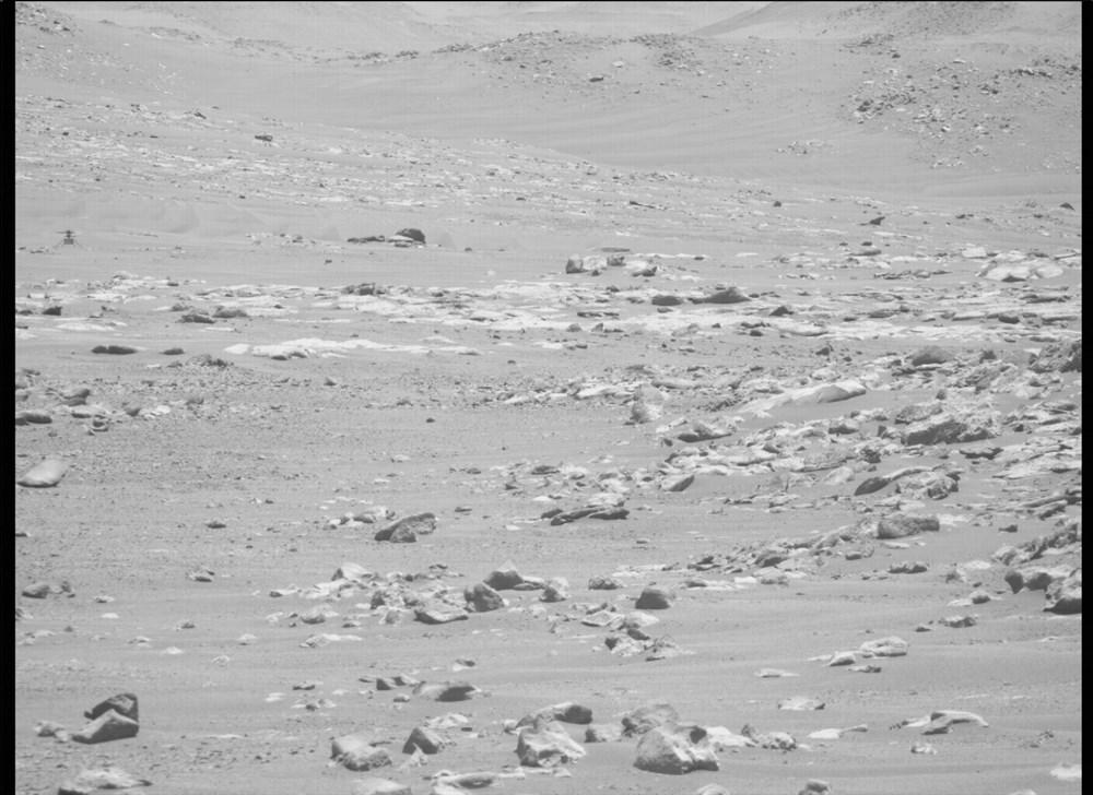 NASA: Mars'tan alınan iki örnek, Kızıl Gezegen'in yaşanabilir olduğunu gösteriyor - 8