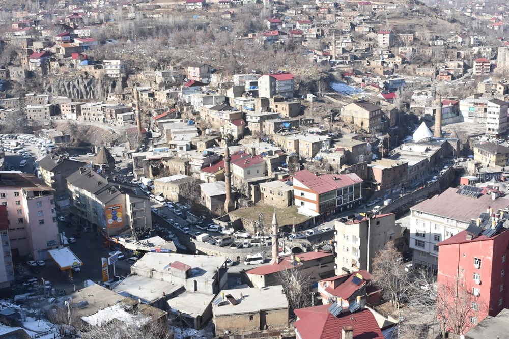 2 yıl önce 9 metre kar tutan Bitlis'te en kurak kış yaşanıyor - 2