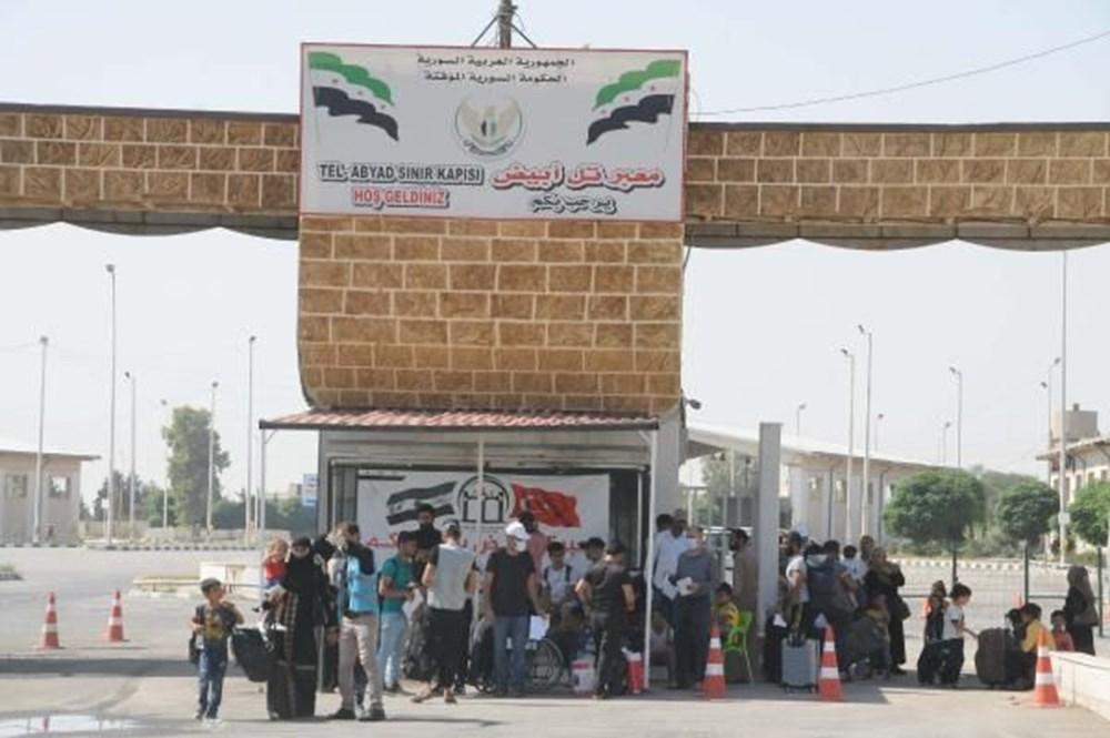 Suriyelilerin bayram dönüşü başladı - 7