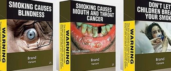 """""""Tütün ürünlerinde düz paket insan ve toplum sağlığı için gereklidir"""""""