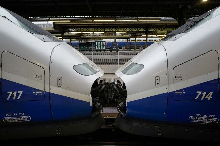 Ulusal Demiryolu İdaresi (SNCF)
