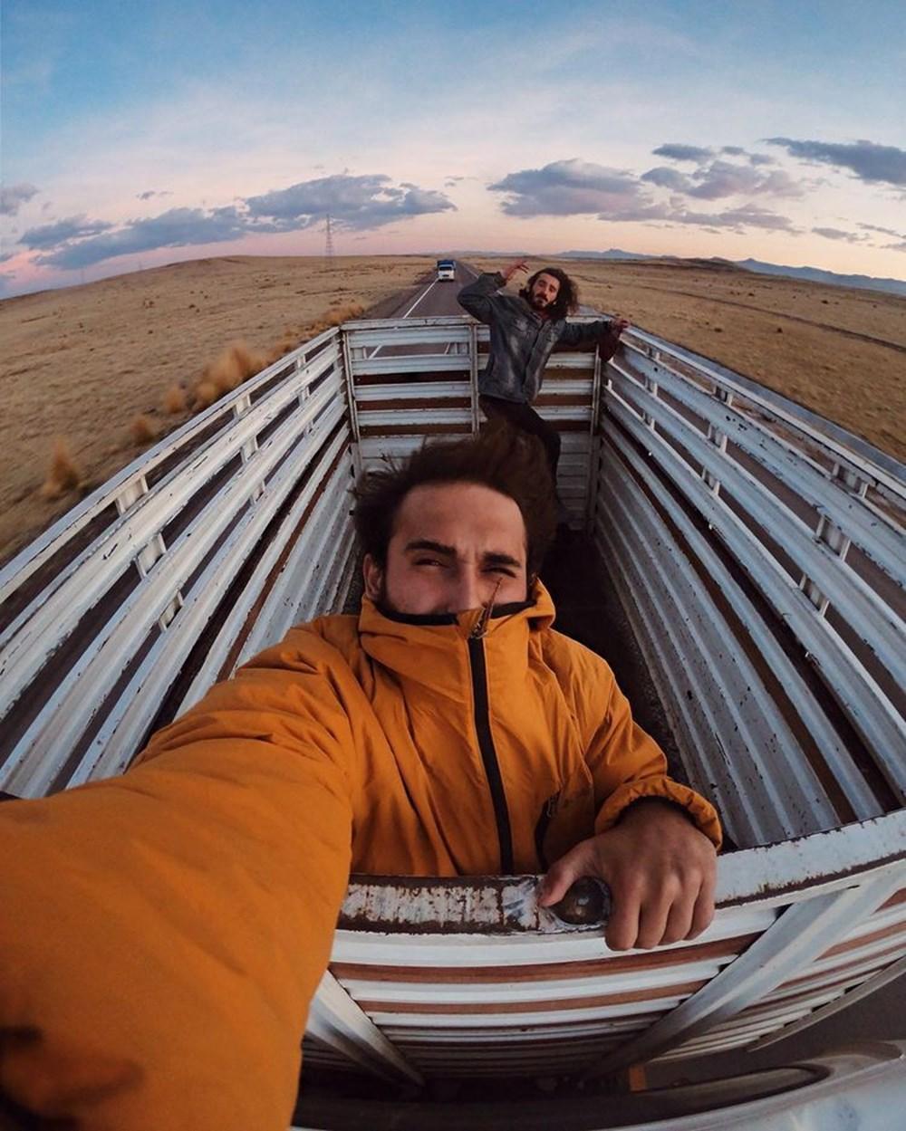 Türk gezgin Berkan Bilgiç bileklik satarak 40 ülke gezdi - 4