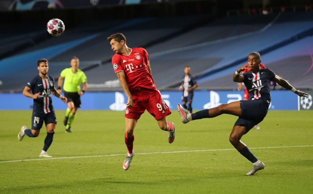 Şampiyonlar Ligi 2019-2020 sezonu şampiyonu Bayern Münih - 3