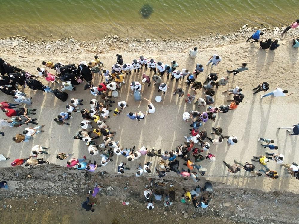 Necef Denizi: Kuraklığın ardından gelen mucize - 12