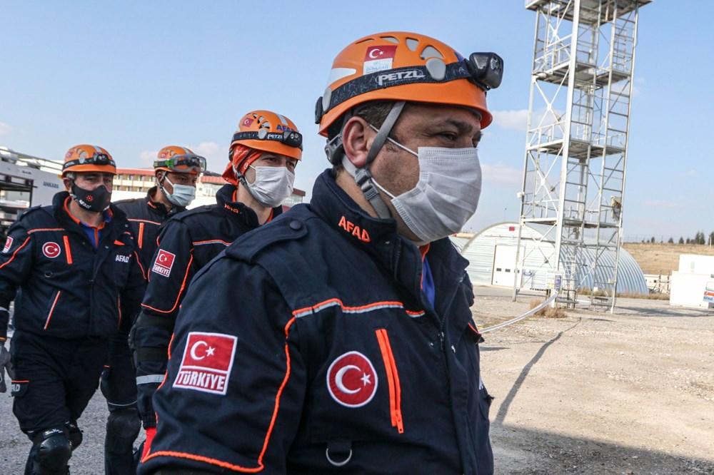 İzmir depremi kahramanlarının zorlu eğitimi (AFAD gönüllüsü nasıl olunur?) - 9