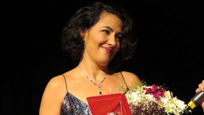 8. Uluslararası İzmir Tiyatro Festivali'nden Meltem Cumbul'a Onur Ödülü