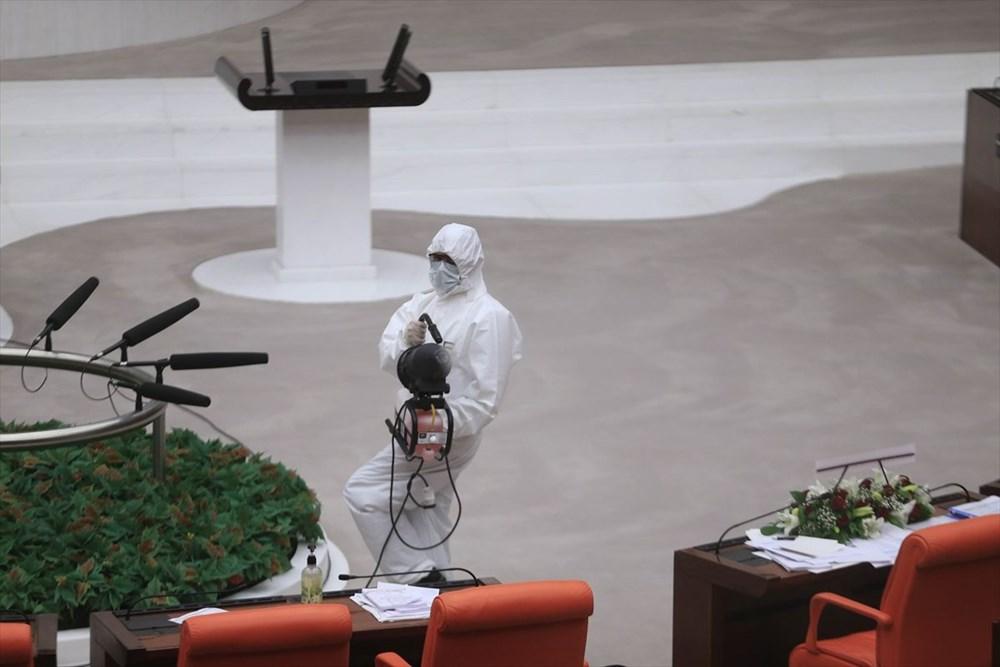 Meclis'te virüs paniği - 4