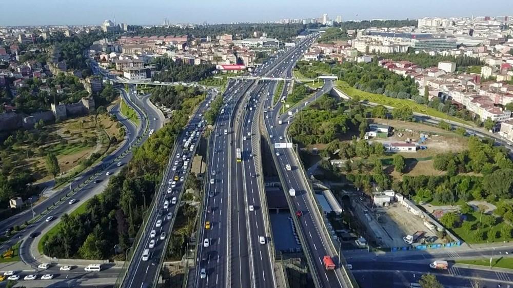 Haliç Köprüsü'ndeki 2'inci etap çalışmaları devam ediyor - 15