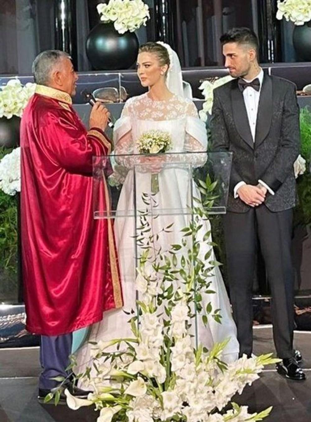 İdo Tatlıses ile Yasemin Şefkatli evlendi - Magazin Haberleri   NTV