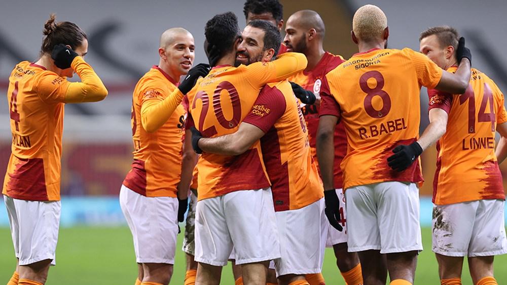 Galatasaray, Denizlispor'u farklı geçti