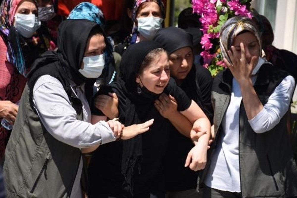 Muğla'da 'orman şehidi' törenle son yolculuğuna uğurlandı - 5