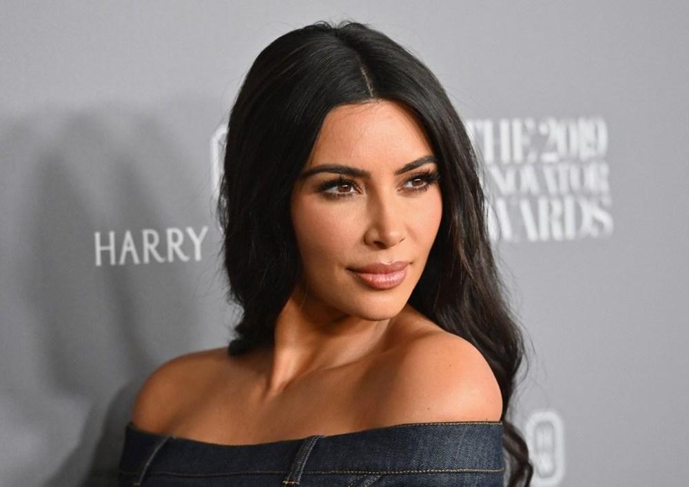 Kim Kardashian'a elmas yüzük ve doğum kontrol hapıyla taciz - 3