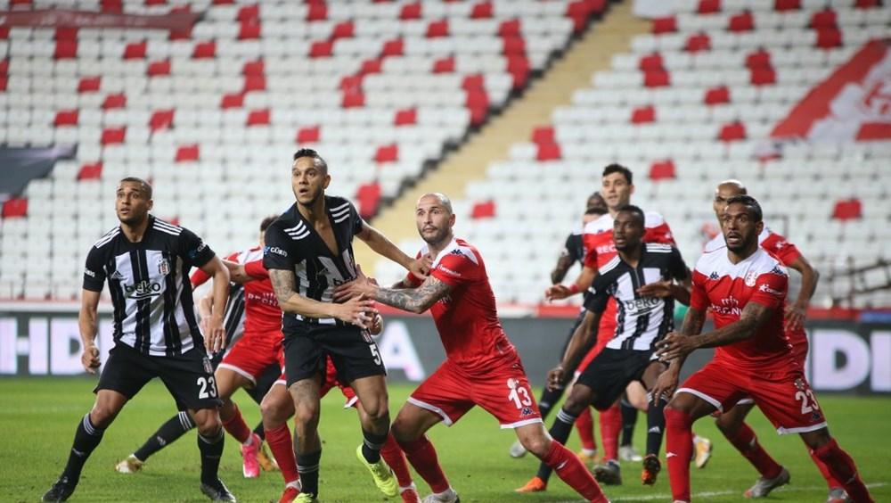 Antalyaspor - Beşiktaş finalinde ilk 11'ler belli oldu