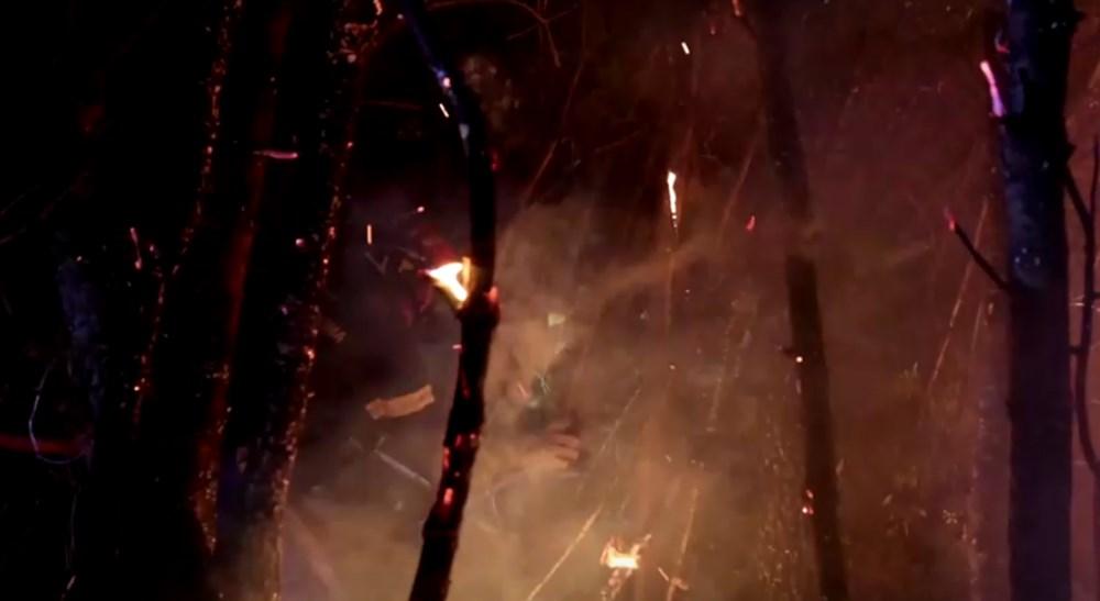 Akdeniz alev aldı: Yunanistan ve İtalya'da orman yangınları sürüyor - 23