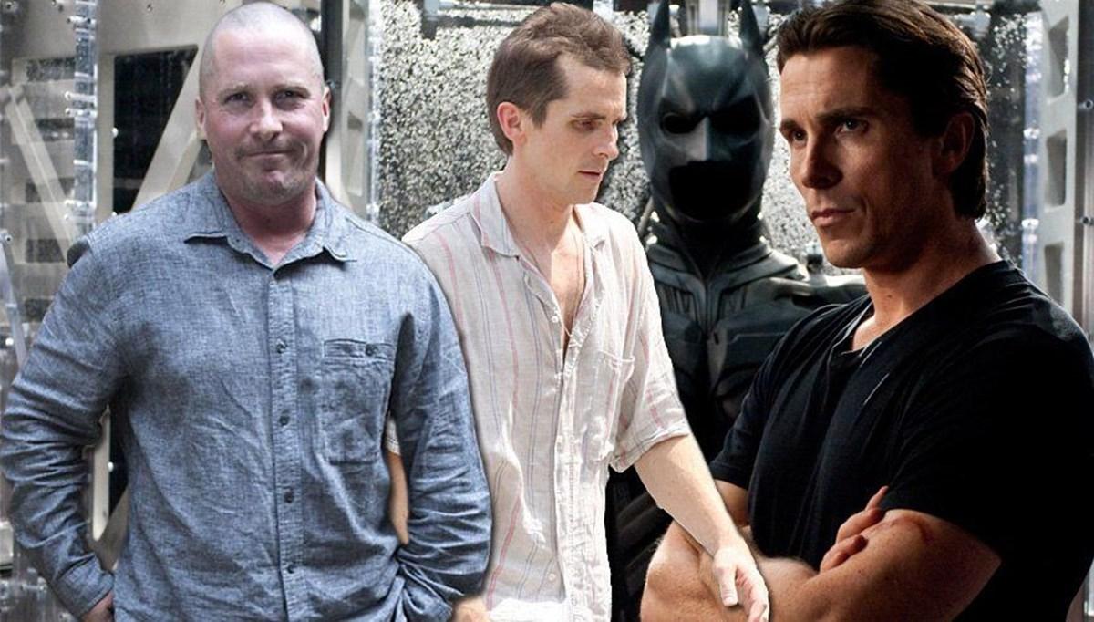 Christian Bale'ın rolleri için inanılmaz değişimi