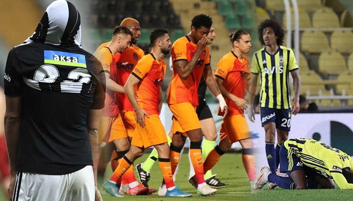 Süper Lig'in 41. haftasındSüper Lig'de zirve yarışı: Haftanın kazananı Galatasaraya