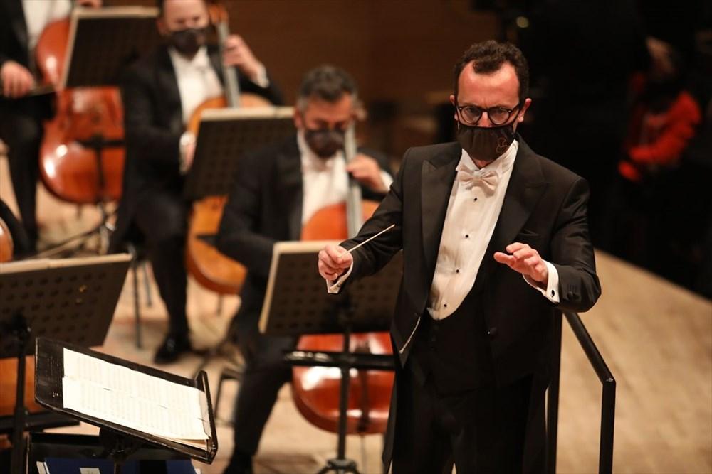 Cumhurbaşkanlığı Senfoni Orkestrası yeni bina açılış konseri - 18