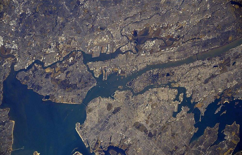 NASA'dan 'Ankara' paylaşımı (Astronotların gözünden gezegenimiz) - 2