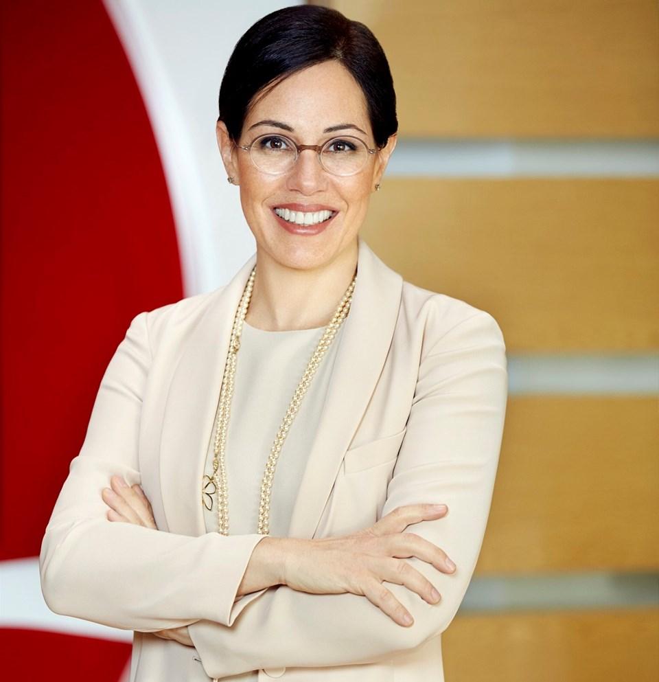Coca-Cola Türkiye Kafkasya ve Orta Asya Bölümü Başkanı Galya Frayman Molinas.