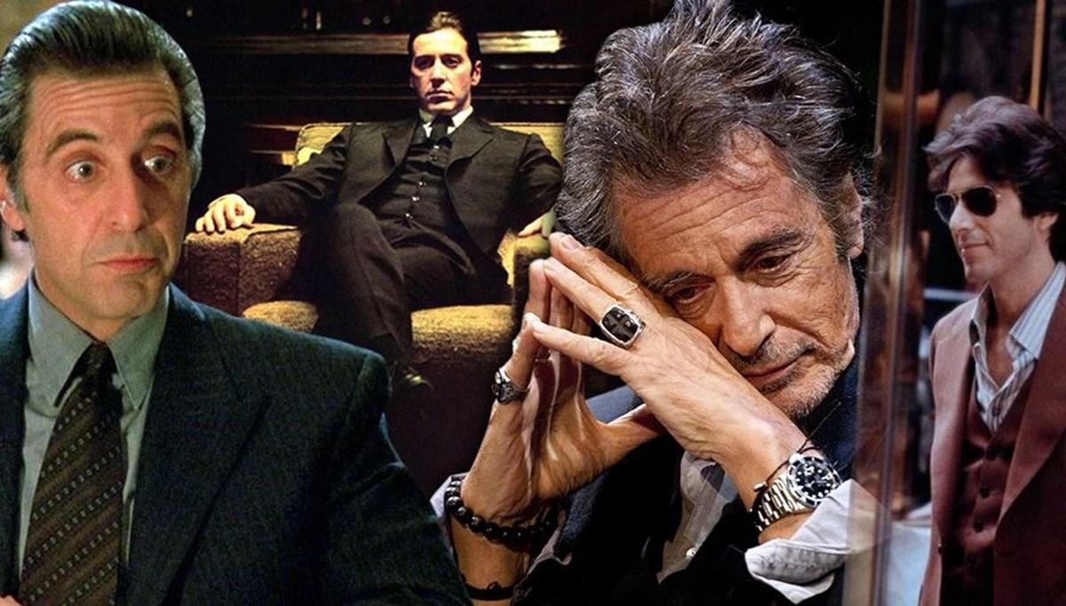 81. doğum gününde 81 fotoğrafla Al Pacino