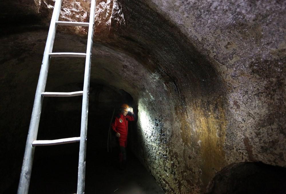 Ayasofya'da yer altı yapıları keşfedildi - 4