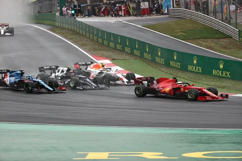 SON DAKİKA: Formula 1 Türkiye Grand Prix'sinde kazanan Bottas - 10