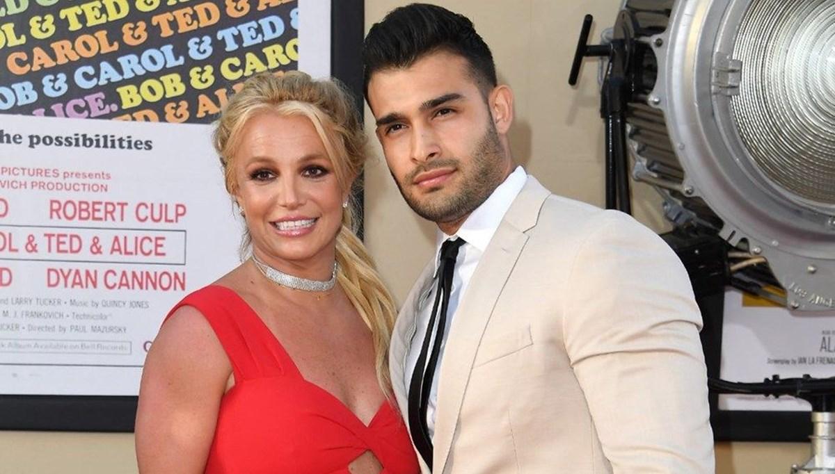 Britney Spears'ın corona virüse yakalanan sevgilisi Sam Asghari iyileşti