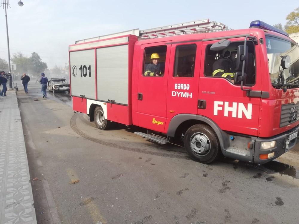 Ermenistan yine sivilleri vurdu (NTV ekibi olay yerinde) - 9