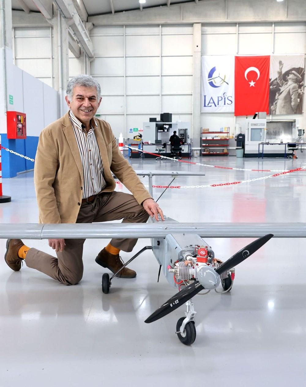 Türkiye'nin yeni İHA fabrikası üretime başladı - 7