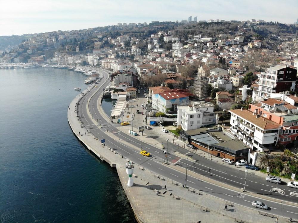 Kısıtlama yokmuş gibi! İstanbul'da sahiller doldu taştı - 12