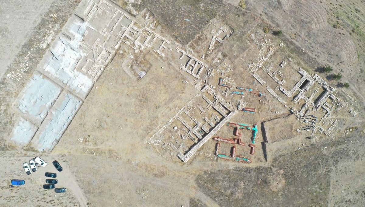 Sivas'ta 3 bin 800 yıllık Hitit şehri gün yüzüne çıkıyor