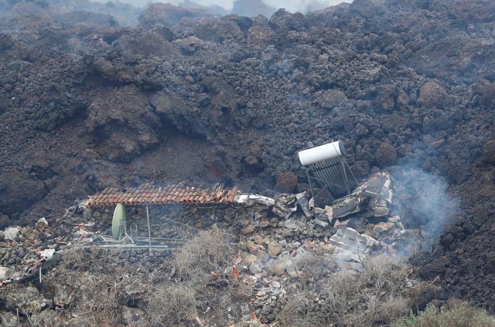 Kanarya Adaları'nda aktif hale gelen yanardağda patlamaların şiddeti arttı - 10