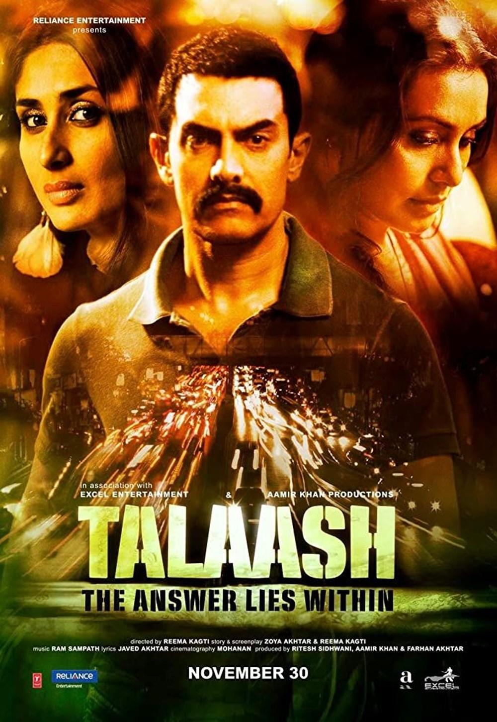 En iyi Aamir Khan filmleri (Aamir Khan'ın izlenmesi gereken filmleri) - 12