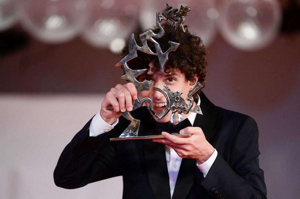 78. Venedik Film Festivali ödül gecesiyle sona erdi - 10