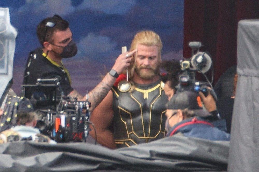 Thor: Love  Thunder'dan yeni set görüntüleri - 7