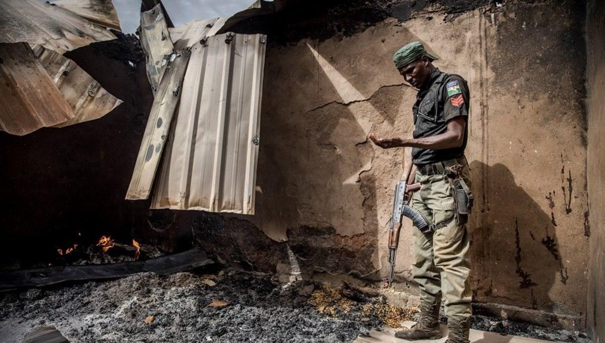 Nijerya'daTemmuz'da 80 silahlı çete üyesi öldürüldü