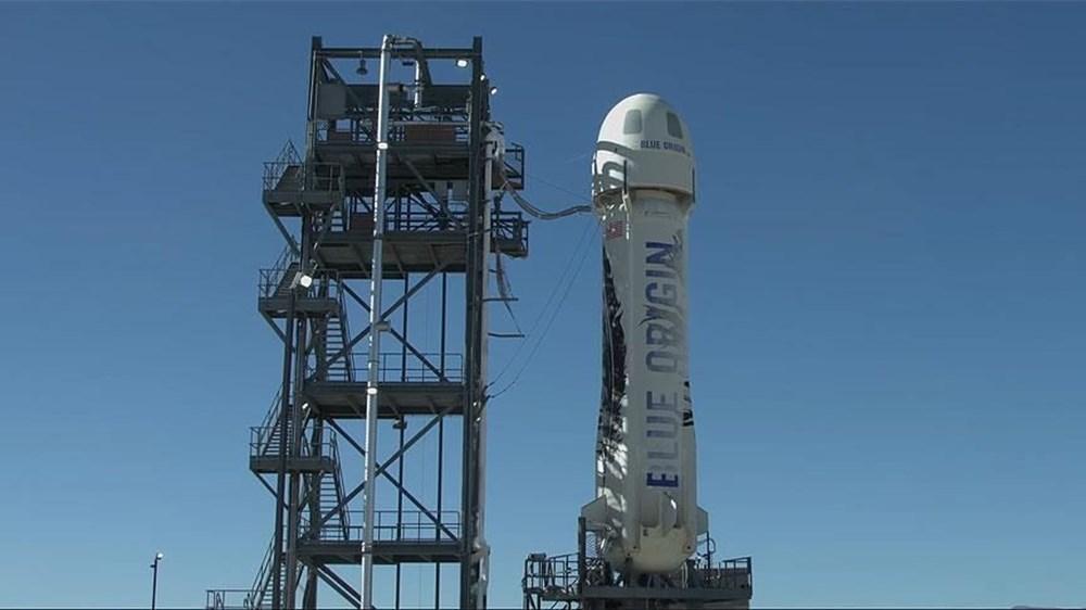 Blue Origin uzaya gitmek için verilen en yüksek teklifi açıkladı - 6