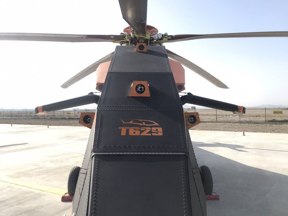TSK'nın yeni roketatarı 12'den vurdu - 16