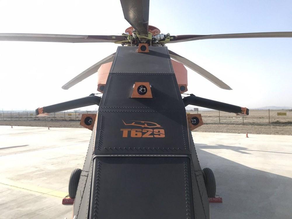 Dijital birliğin robot askeri Barkan göreve hazırlanıyor (Türkiye'nin yeni nesil yerli silahları) - 20