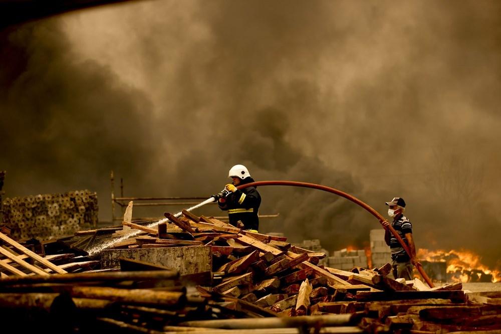 Antalya Manavgat'ta yangın: 3 ölü - 4