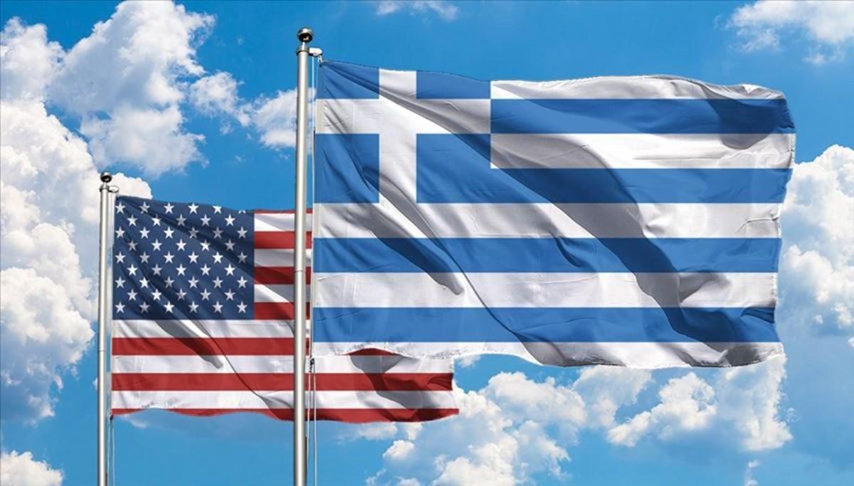 ABD: Yunanistan'ınF-35 savaş uçağı talebini memnuniyetle karşılıyoruz