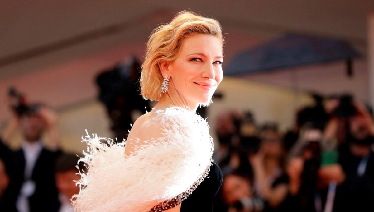 52. yaşına özel 52 fotoğrafla Cate Blanchett