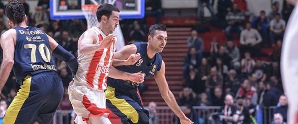 Fenerbahçe Doğuş'un zafer gecesi