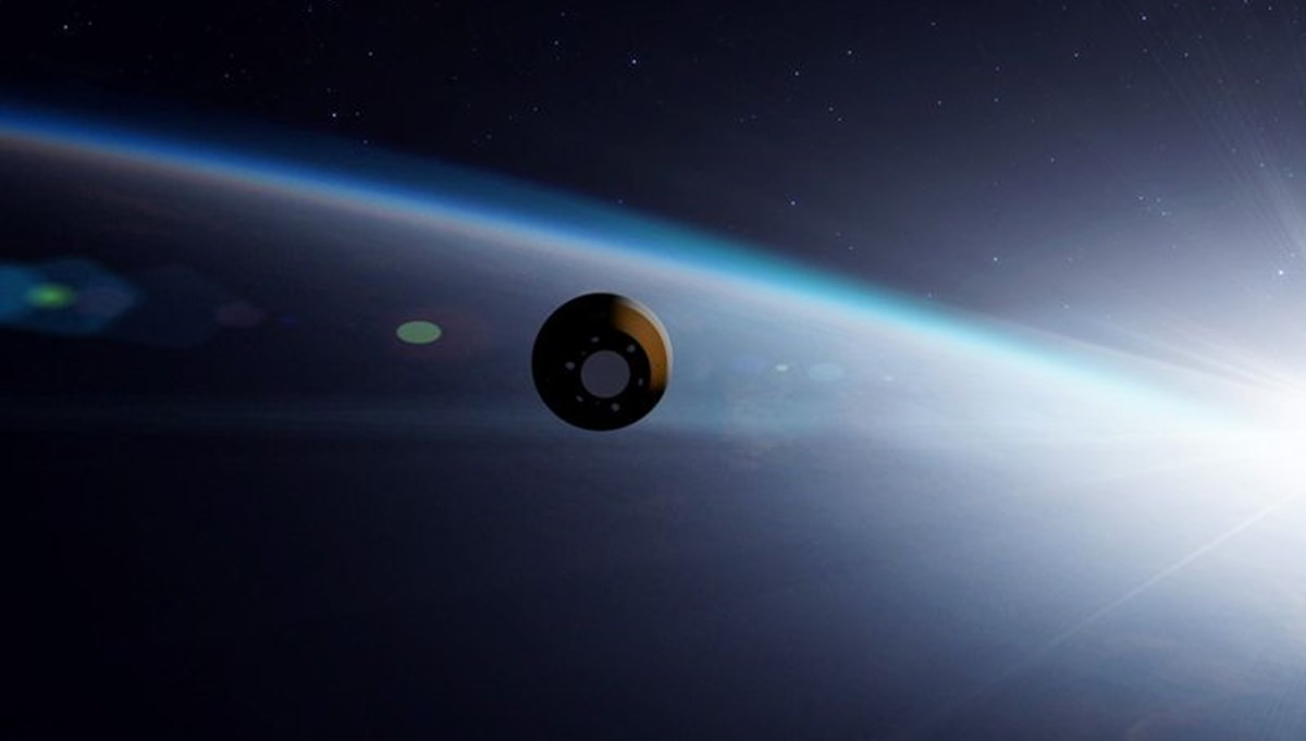 NASA has published the results of the asteroid simulation: Turkey detail