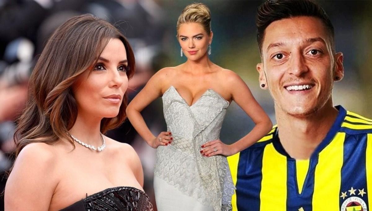 Futbol takımı almaya çalışan Mesut Özil, Eva Longoria ve Kate Upton'la ortak olacak